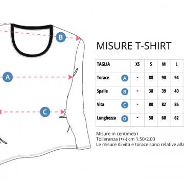 Tabella taglie T-shirts